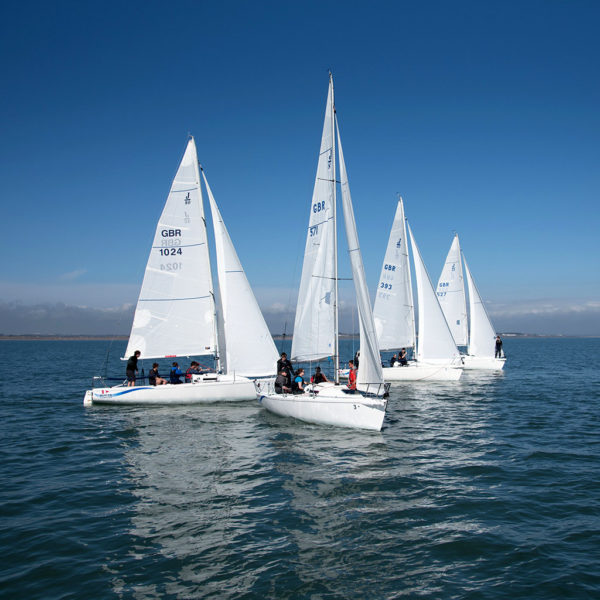 Try Sailing with Quest Howth