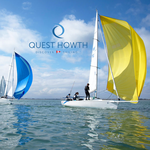 Spinnaker Sailing Courses for Adults