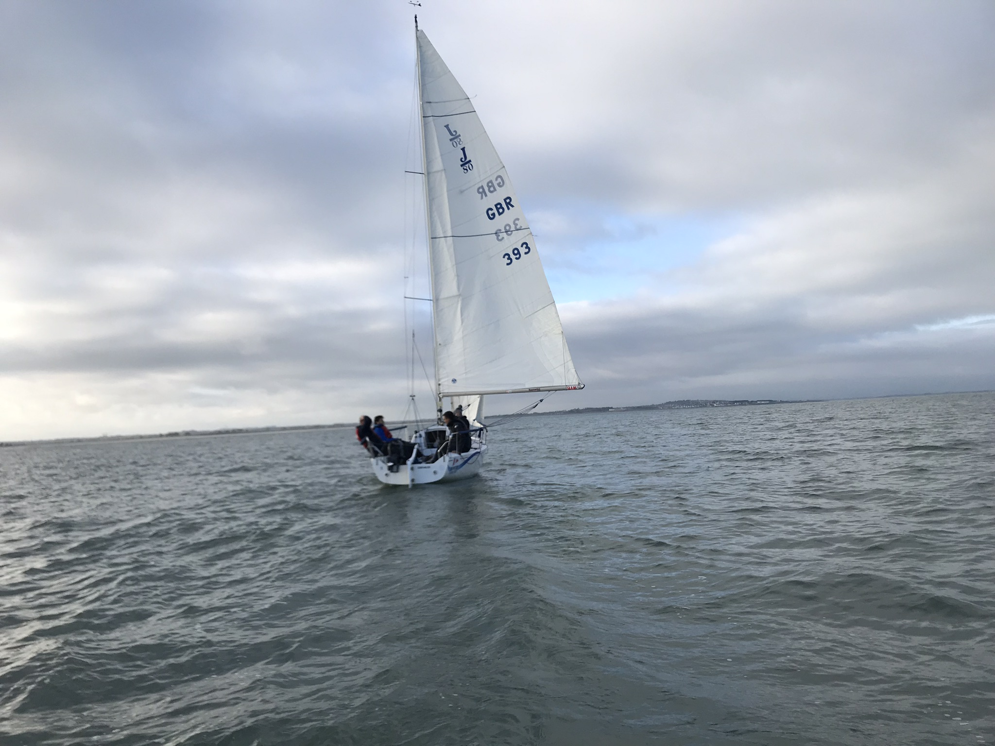 November Corporate Sailing Day Success!
