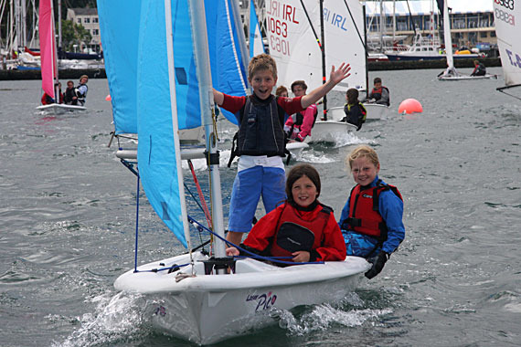 Junior Summer Sailing Courses Open to All!