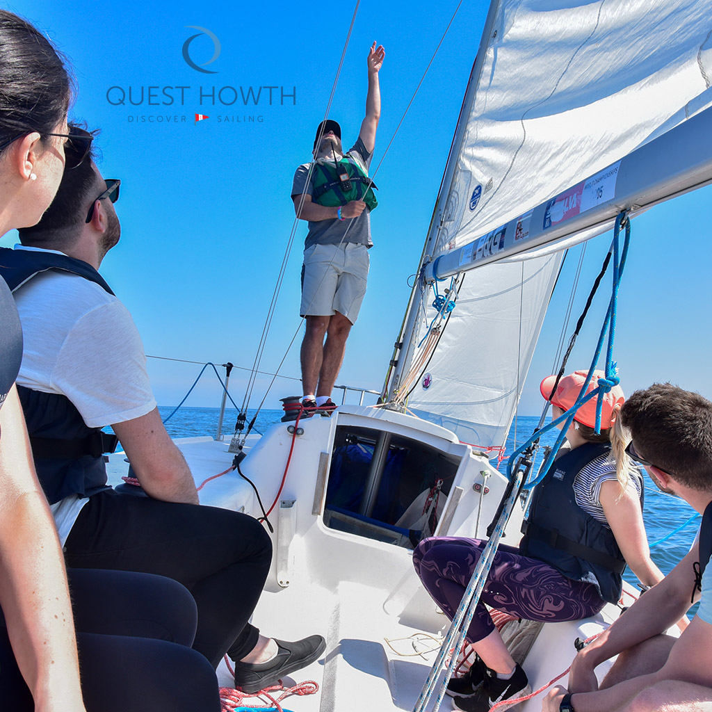 Learn To Sail 3 - Improving Skills