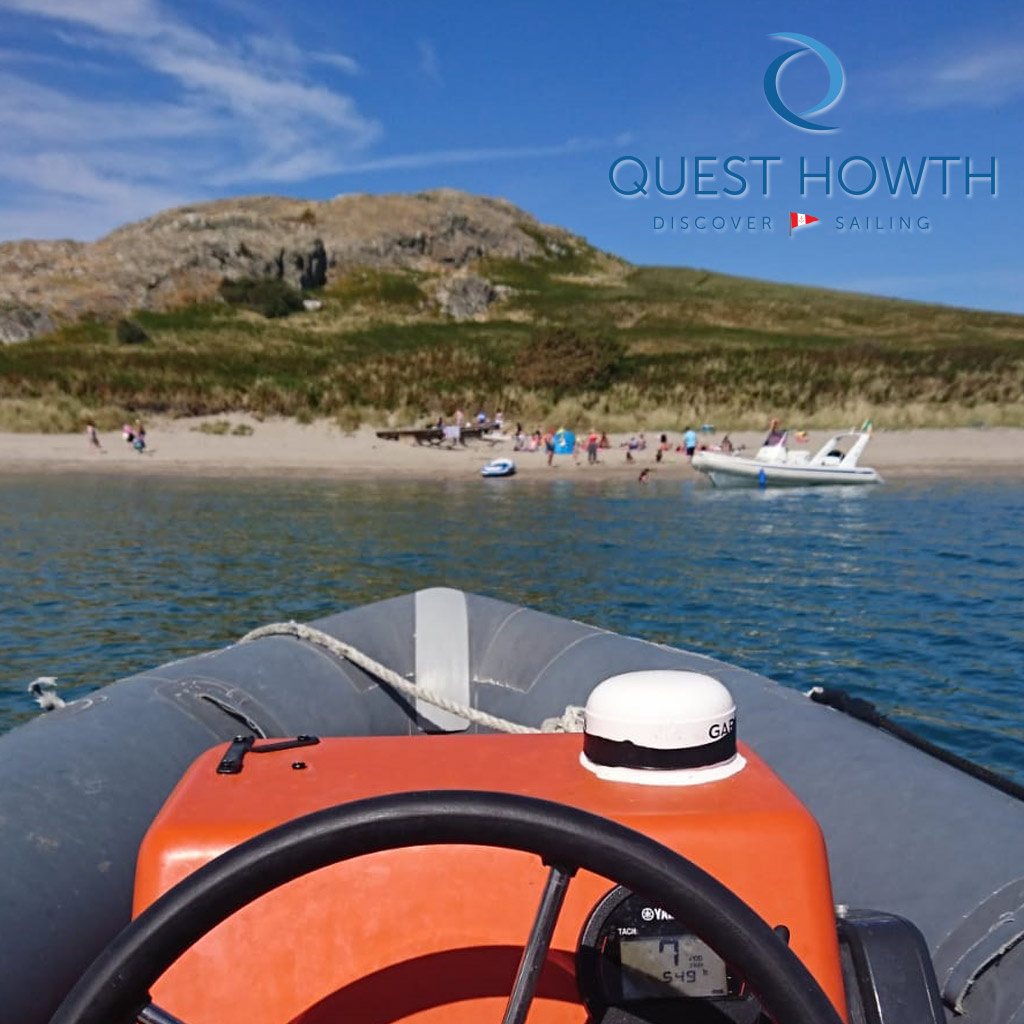 Powerboating Level 1 with Quest Howth