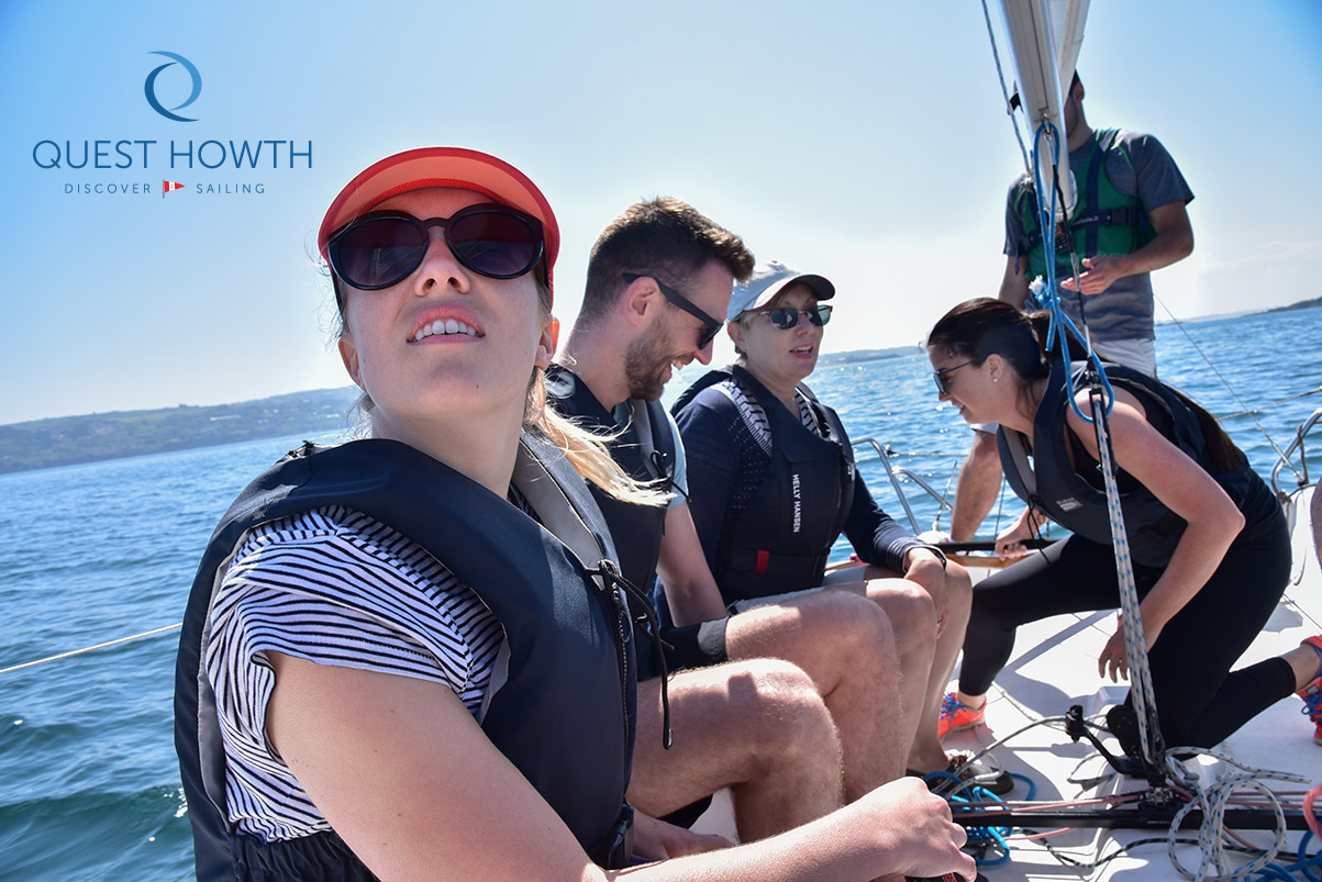 Quest Howth - Discover Sailing online blog