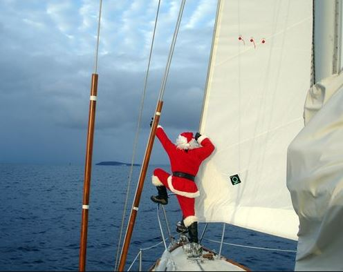 This Christmas Why Not Gift Him, or Her, the Gift of Sailing!