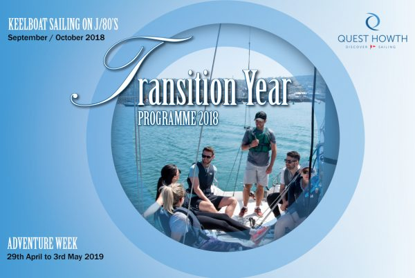 Transition Year Programme with Quest Howth - Discover Sailing