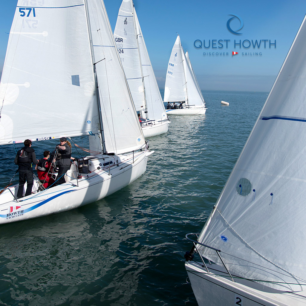 Yacht Racing Wednesday Courses